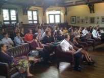Hubertus Hoffmann Cambridge Union Address about Rules of Soft Power